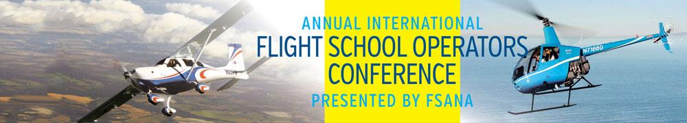 Flight School Operators Conference in Orlando